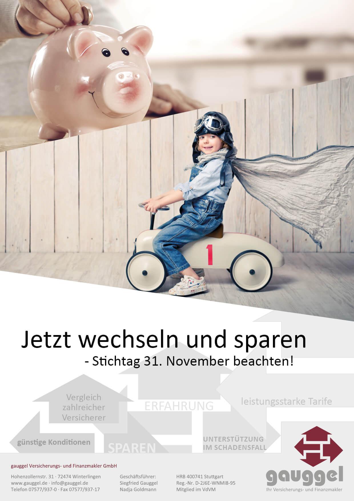 Gauggel Ihr Versicherungsmakler In Winterlingen Und Im Raum